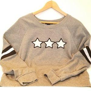 Rue21 Tops - Rue 21 Sweatshirt Juniors XL